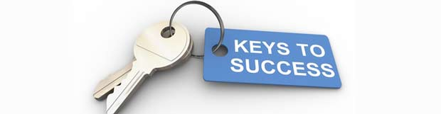 The Real Keys to Weight Loss Success!